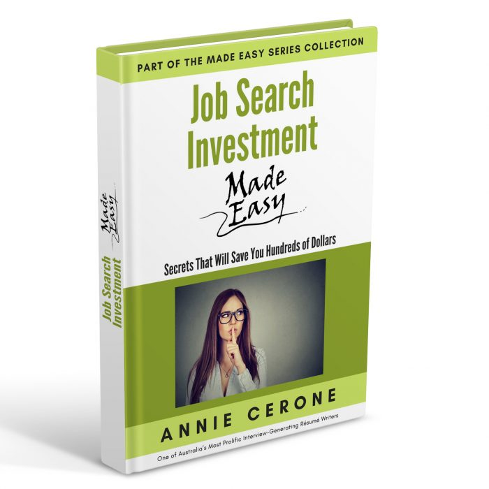 Job Search Investment Made Easy ► Secrets That Will Save You Hundreds of Dollars