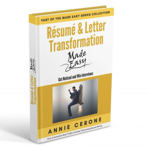 Résumé & Letter Transformation Made Easy ► Get Noticed and Win Interviews